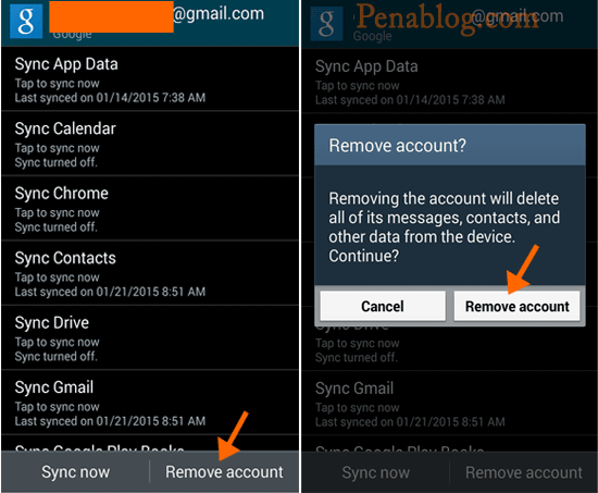 how to set up a new gmail account on android