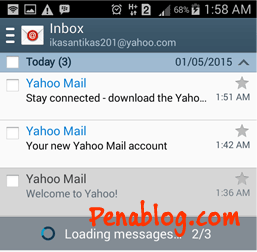 Inbox Yahoo Mail Android