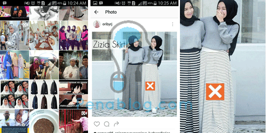Cara Zoom Foto dan Video di Instagram Android